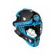 UNIHOC Goalie Mask Unihoc OPTIMA 66 black/blue