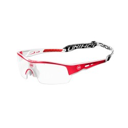 UNIHOC Eyewear Victory senior red/white