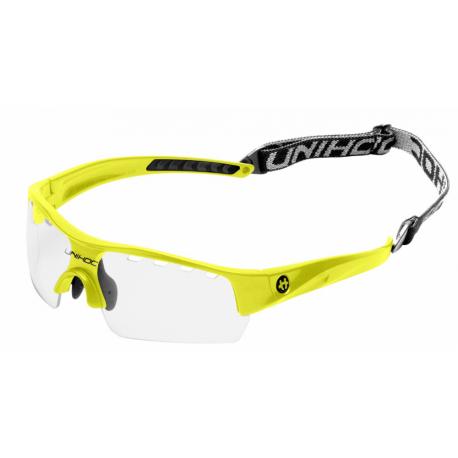 UNIHOC Eyewear Victory kids neon yellow