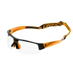 UNIHOC Eyewear Victory junior black/neon orange