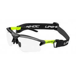 UNIHOC Eyewear X-RAY junior black/crystal green
