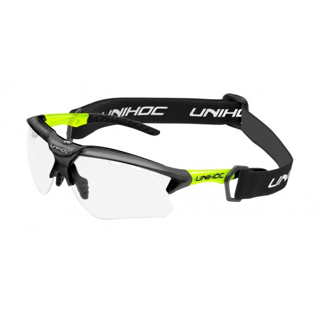 UNIHOC Eyewear X-RAY junior black/crystal green