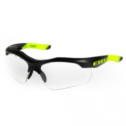 EXEL X100 Eye Guard Jr Black