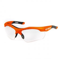 EXEL X100 Eye Guard Jr Orange