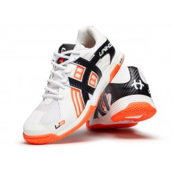 UNIHOC Shoe U3 Power Men white/orange