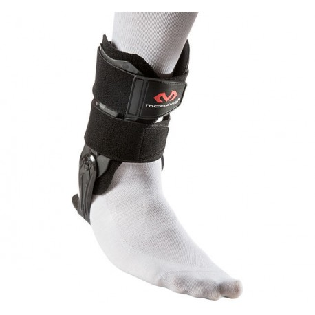 MD197 McDavid Ankle V Brace w/ flexible hinge