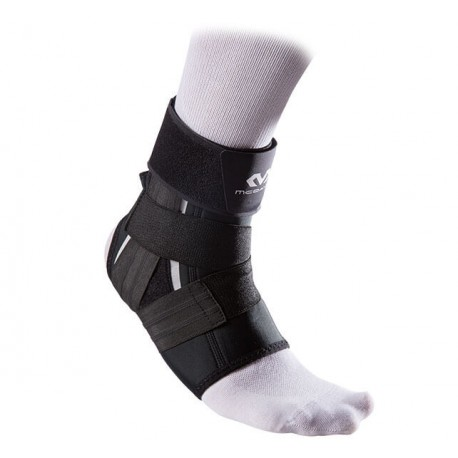 MD461 McDavid Ankle Support w/ Precision Straps Right