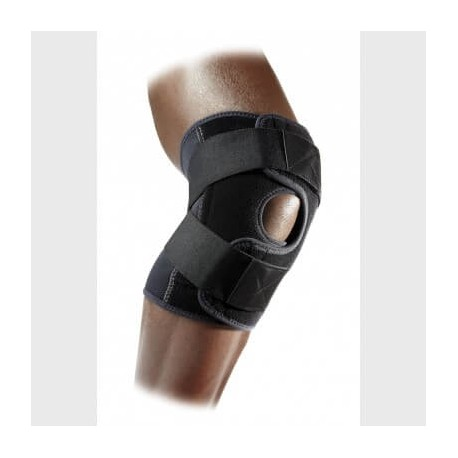 MD4195 McDavid Knee Support with cross straps