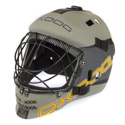 OXDOG Vapor Goalie Helmet JR grey