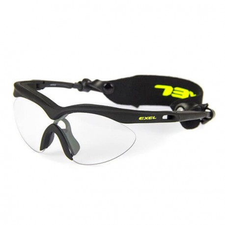 EXEL X80 Eye Guard Jr Black