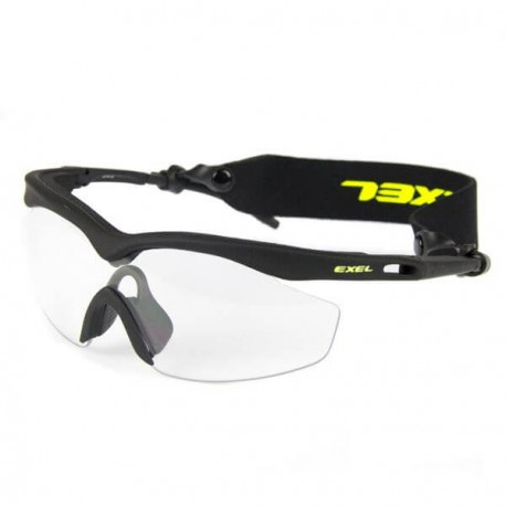 EXEL X80 Eye Guard Sr Black