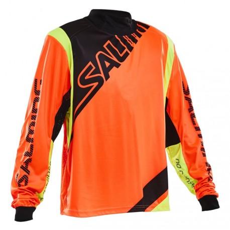 SALMING Phoenix Goalie Jsy SR Orange