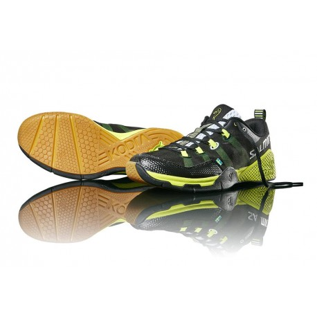 SALMING Kobra Men Black/Yellow