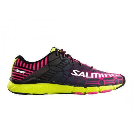 SALMING Speed 6 Shoe Women Fluo Pink/Flou