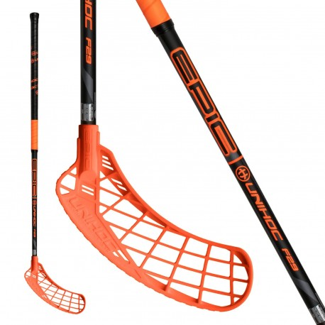 UNIHOC Epic Youngster 36 Neon Orange