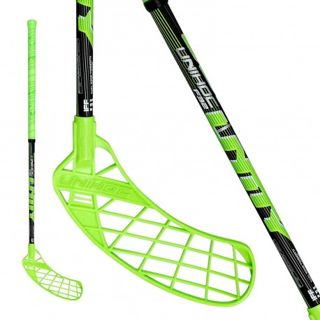 UNIHOC Unity 32 Light Green/Black