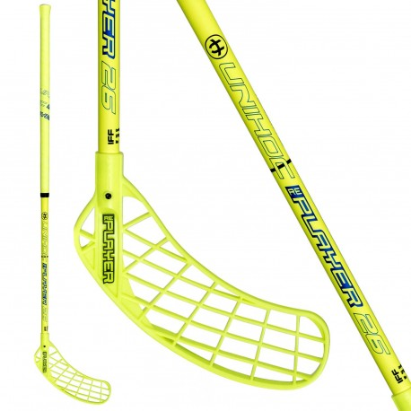 UNIHOC Replayer Top Light 26 Neon Yellow