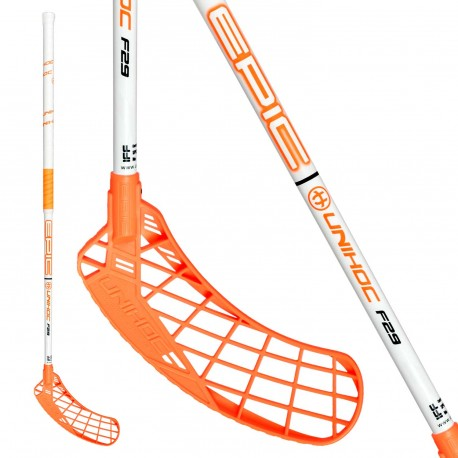 UNIHOC Epic 29 White/Neon Orange