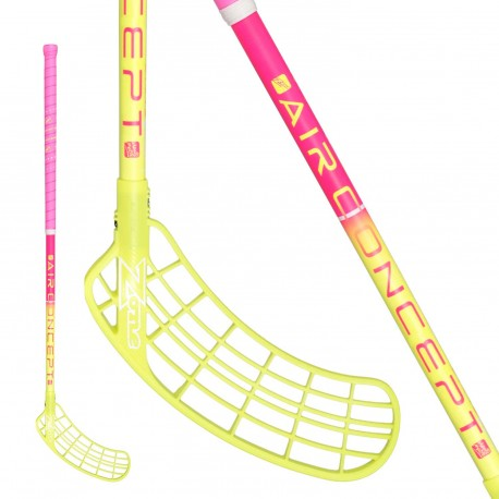 ZONE Supreme Air Curve 1.5° 31 Pink/Yel