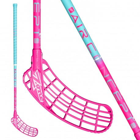 ZONE Zuper Air SL 29 D+ Turquoise/Pink