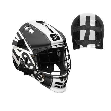 ZONE Goalie mask Legend black/white