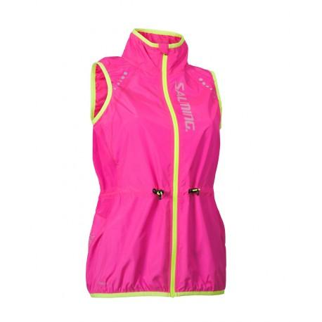 SALMING Skyline Vest Wmn Pink