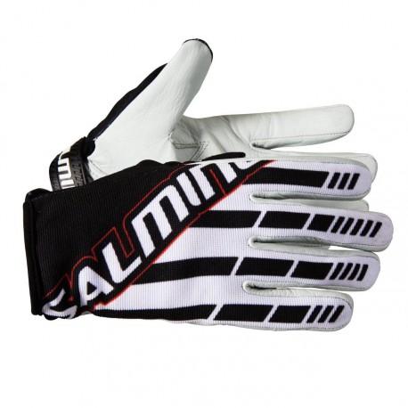 SALMING Atilla Goalie Gloves White/Black
