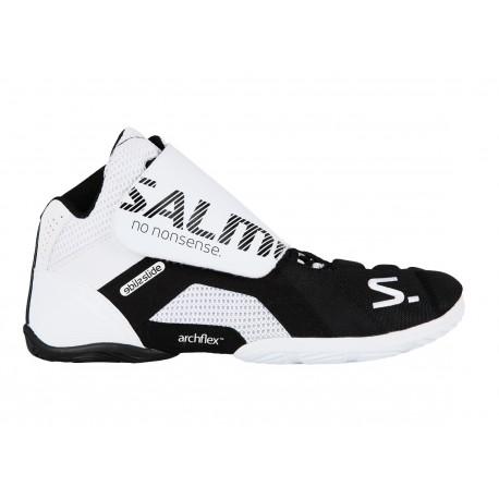 SALMING Slide 5 Goalie Shoe White/Black