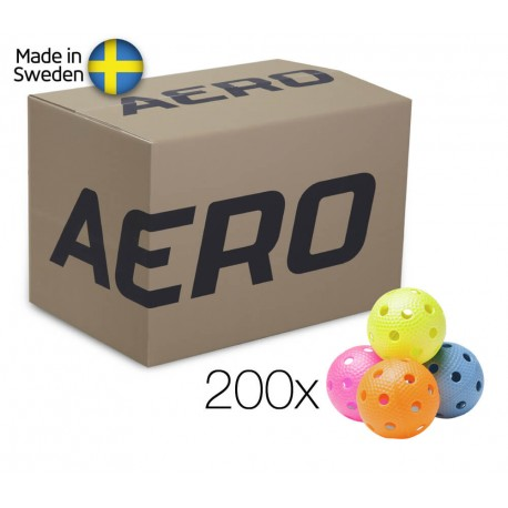 SALMING Aero Ball Colour 200 Box