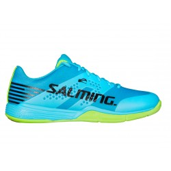 SALMING Viper 5 Men Shoe Blue Atol New Fluo Green 399ae72bb2