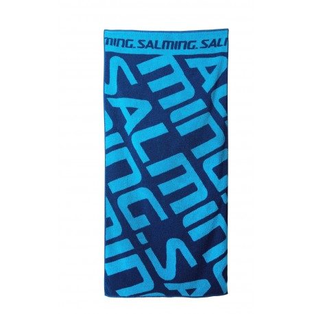 SALMING Gym Towel Navy/Blue