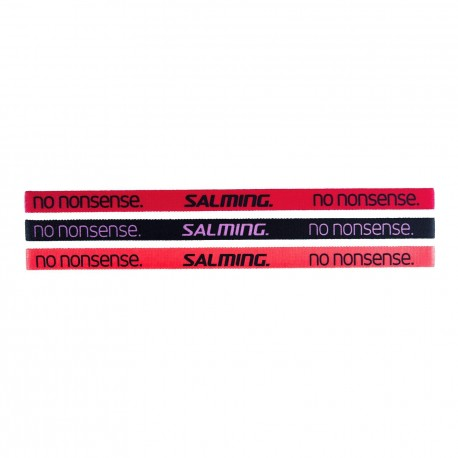 SALMING Hairband 3-pack 18´