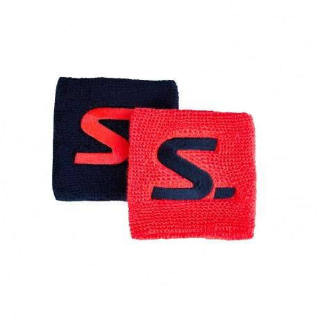 SALMING Wristband Short 2-pack 18´