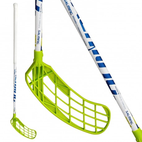 SALMING Matrix Fluo Green 32