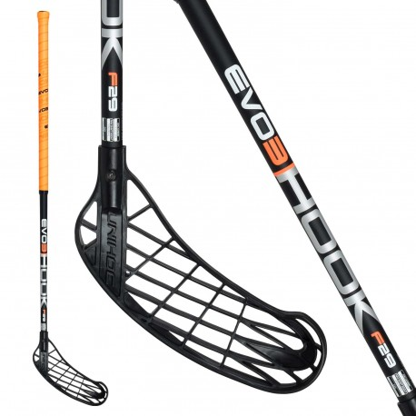 UNIHOC Evo3 Hook 29 neon orange/black