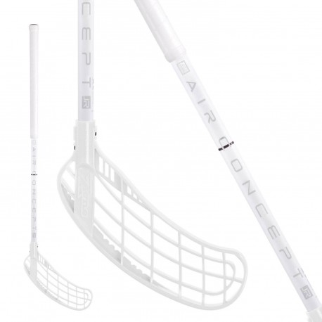 ZONE Force AIR JR 35 all white