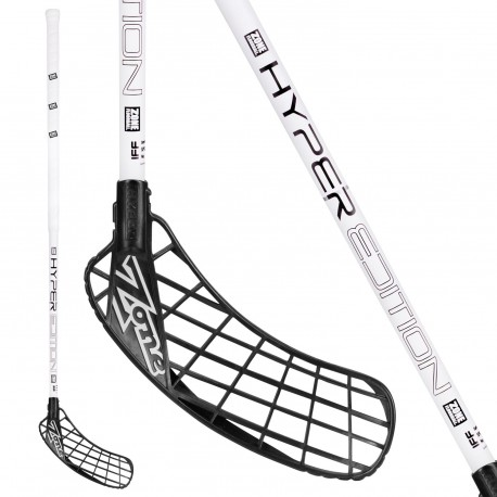 ZONE Hyper Composite 27 white/black