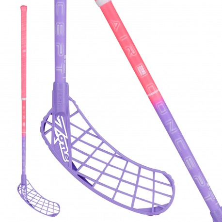 ZONE Hyper AIR Curve 1.5° 31 pink/viol