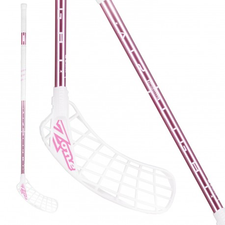 ZONE Hyper AL 28 white/pink chrome