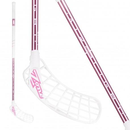 ZONE Hyper AL 28 white/pink chrome