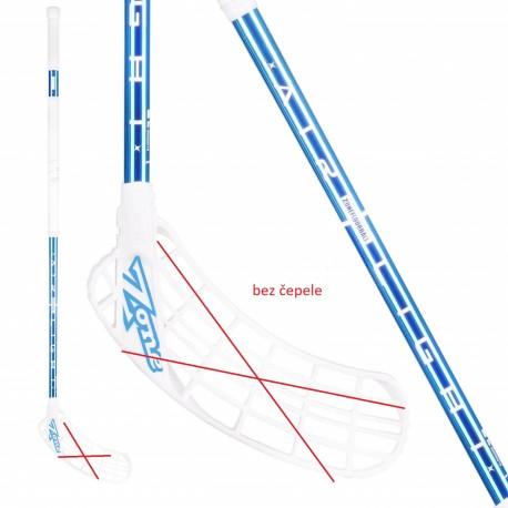 ZONE Airlight 26 white/blue chrome 104cm - bez čepele