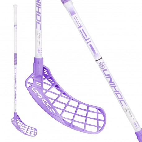 UNIHOC Epic Composite 29 white/purple