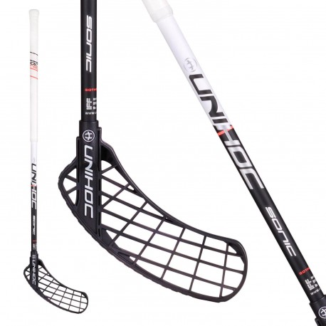 UNIHOC Sonic Composite 30 white/black
