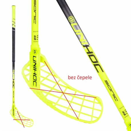 UNIHOC Sonic Composite 26 yellow/black