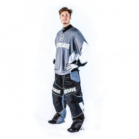 BLINDSAVE Goalie jersey grey