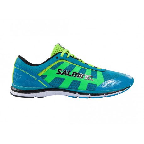 SALMING Speed Shoe Men Cyan Blue