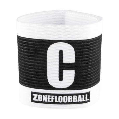 ZONE Captains badge GENERAL black/white