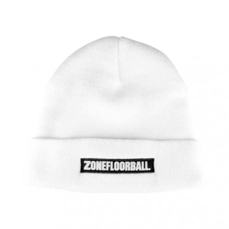 ZONE Beanie SWEET white