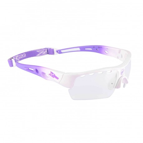ZONE Eyewear MATRIX Sport glasses junior white/purple