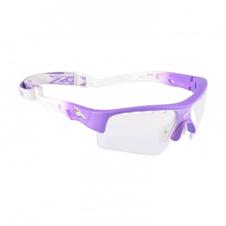 ZONE Eyewear MATRIX Sport glasses kids purple/white